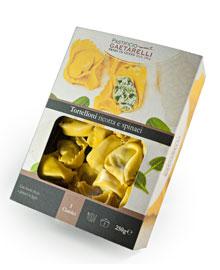 Tortelloni alla ricotta e spinaci
