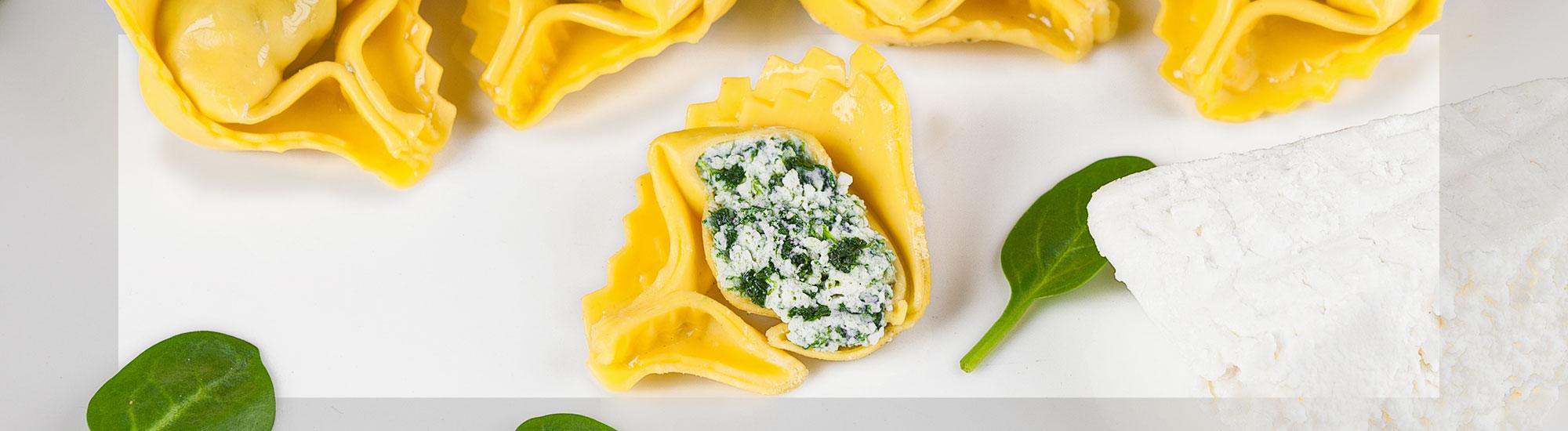 I classici della pasta fresca ripiena