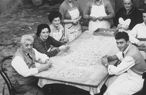 produzione pasta fresca dal 1964