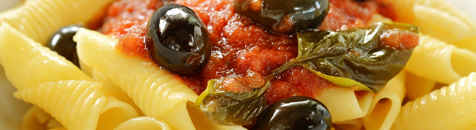 ricetta Garganelli alla puttanesca con pasta fresca