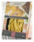 Quadrotti rustici con speck di pasta fresca