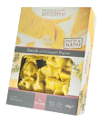 Tortelli al formaggio Bagòss di pasta fresca
