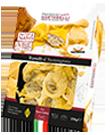 Tortelli al Trentingrana di pasta fresca