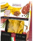 Casoncelli con salsiccia di Franciacorta e rosmarino di pasta fresca
