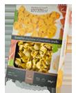 Tortellini sfogliafine prosciutto crudo di pasta fresca