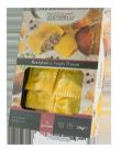Ravioloni ai Funghi Porcini di pasta fresca