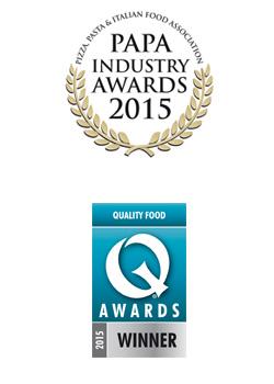 Papa Awards e Quality Food Awards