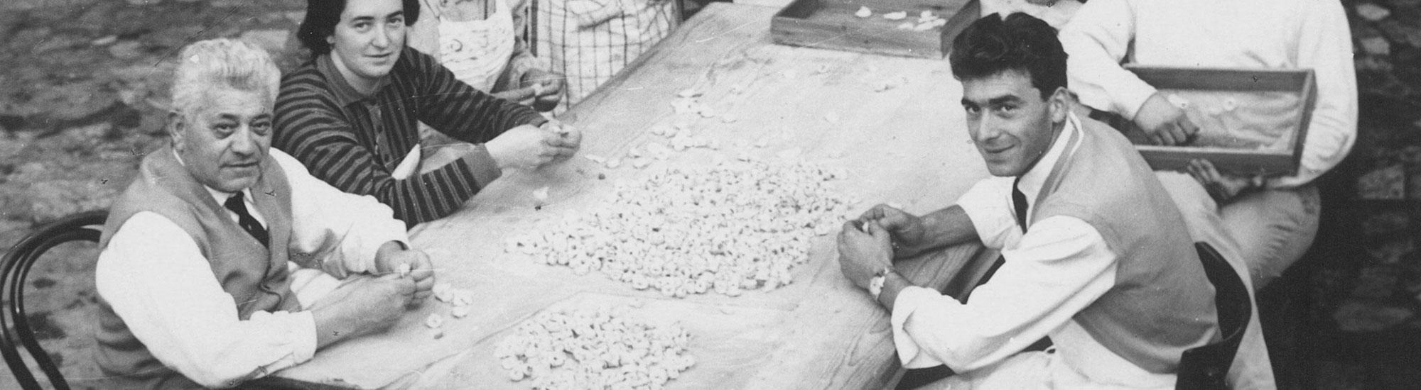 produzione pasta fresca all'uovo