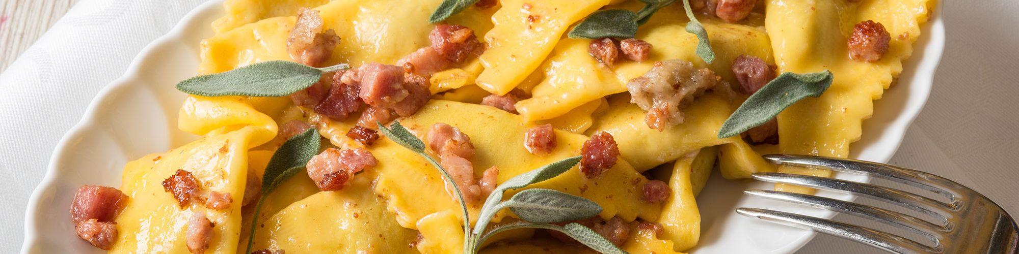 ricetta Casoncelli alla Bresciana con pasta fresca